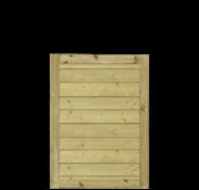 KLINK Tuindeur geïmpregneerd hout 100x125cm