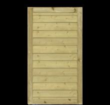 KLINK Tuindeur geïmpregneerd hout 100x163cm