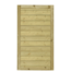 Plus Danemark KLINK Garden Door pressure treated wood 100x163cm