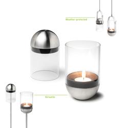 GRAVITY CANDLE M90 design lantern