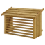 Plus Danemark Airco casing of pressure treated wood - various colors - 96x56x57cm
