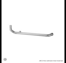 Flow wall basin design wastafelkraan voor muurbevestiging met handdoekrek