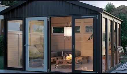 Garden houses & sheds