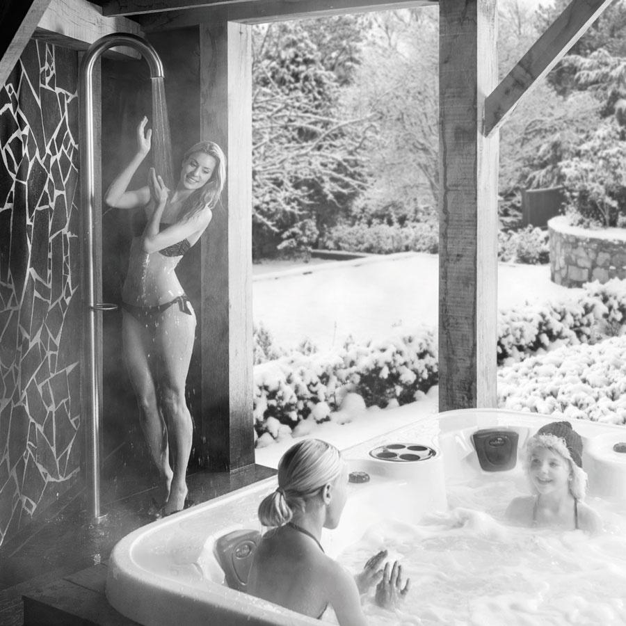 JEE-O Original - design douches voor binnen en buiten