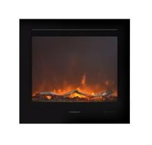 Trivero 70 Design haard, 66cm breed, prachtig vuurbeeld door LED en aangename warmte.