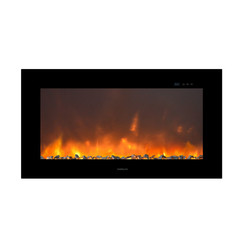 Trivero 90 Design Fireplace - 104cm wide