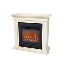 Manteau de cheminée intemporelle et classique - CADIZ - 98x37,5x95cm