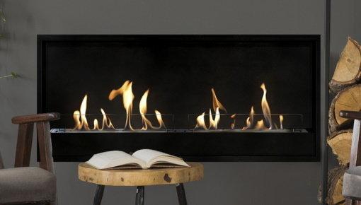 Bioethanol fireplace or burner
