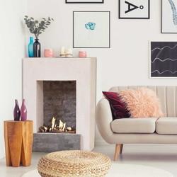 Todos Modern Fireplace - 78x40,5x100cm