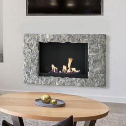 Goya Wall Fireplace - 65x97x19cm