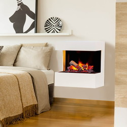 Nova Fireplace - 620x600x300mm