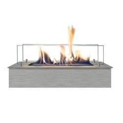 Brûleur bio-éthanol S - 8x41x16cm