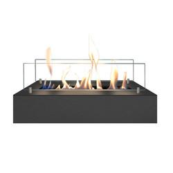 Bio-ethanol burner Medium - 8x40.5x20cm