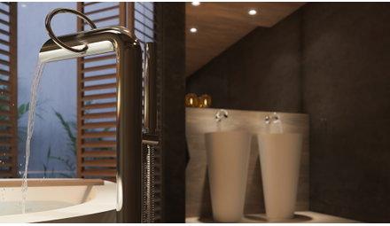 JEE-O Pure binnen/buiten douches