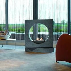 Milano Fireplace -bioethanol- 90x76x30cm