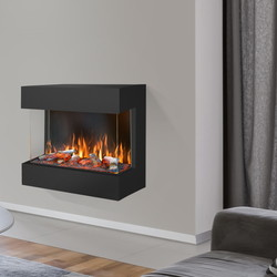 Castello 70 fireplace - 73cm wide