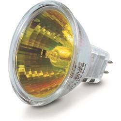 5 ampoules halogène jaune Opti-myst®