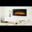 Glen Dimplex Dimplex SP16E black 2000W - Optiflame® decorative electric wall fireplace