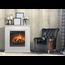 Glen Dimplex Dimplex Optiflame® Asti blanc cheminée électrique décorative avec chauffage