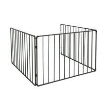 Morso Openhaardhek 70x110x110cm - veilig voor kinderen en huisdieren