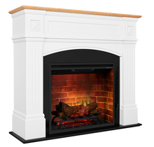 HAYDN Revillusion Freestanding Electric Fireplace