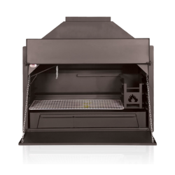 Home Fires Braai BI1000 inbouw model