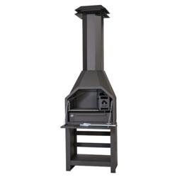 FS800 - Home fires Braai Freestanding