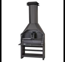 Home Fires Braai FS 1200 - vrijstaand model - barbecue op hout