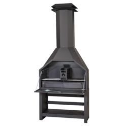 Barbecue prêt à poser Braai FS1200 avec meuble