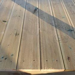 Lame de terrasse - marche escalier 32x145mm