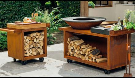 OFYR - cuisines extérieures, barbecues et foyers