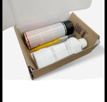 Kit d'entretien pour Braai - huile, bombe de peinture et pinceau