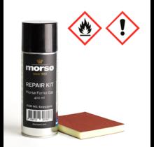 Morso Onderhoudsset voor gasbarbecues - 400ml  spuitverf en spons