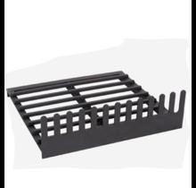 Braséro / grille porte-bûches 50cm en fonte pour Braai encastrable