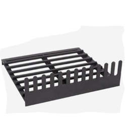 Fire grid 50cm for built-in Braai