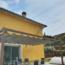 Vinuovo Aanbouw muur pergola hardhout B 318x219cm met harmonica schaduwdoek