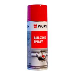 Zinc finishing spray, 400 ml