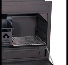 RVS grill rooster voor Braai FS-BI 800-1200 46 x 49,5cm