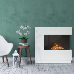 Dimplex ZEN Optimyst® - Manteau de cheminée electrique