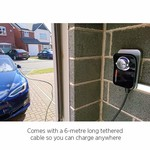 ChargePoint Home mit 8 Meter festem Typ 1 Kabel - 1 Phase 32