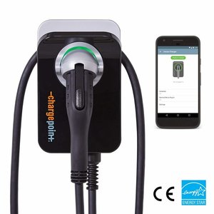 ChargePoint Home laadpunt met Type 1-kabel