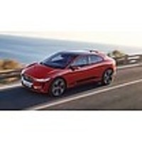 Charge cables and charge stations for Jaguar I-PACE