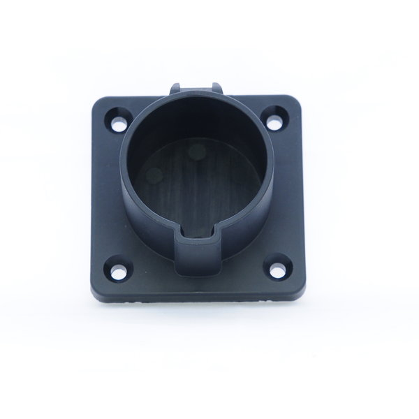 Type 1 plug holder for wall installation