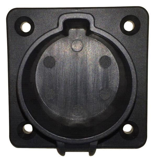 DUOSIDA Type 1 plug holder for wall installation