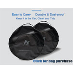 Khons Typ2 auf Schuko (Haushaltssteckdose) Tragbares Ladegerät | 10A, 1 Phase | 5m