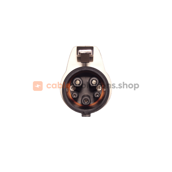 Type 1 (female) Plug - Vehicle Side | 16A-32A