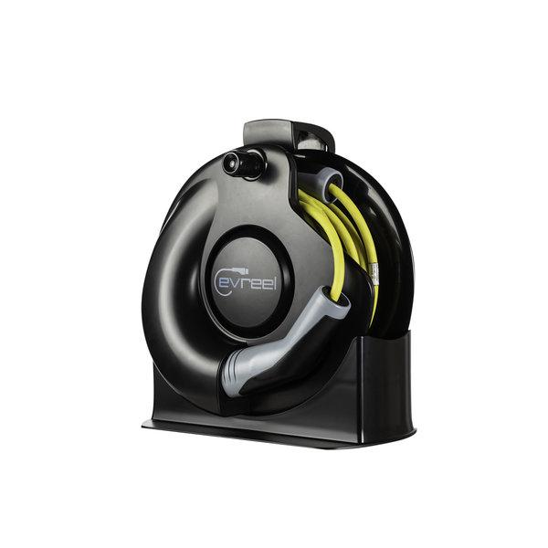 Evegon Enrouleur de câble pour câbles de type 1 et 2