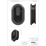 Ratio Smart home avec câble fixe de type 2 - jusqu'à 3 phases 32