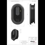 Ratio Smart home mit fest installiertem Typ 2 Kabel - bis zu 3 Phase 32
