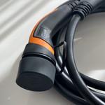 Onitl Typ 1 auf Typ 2 Ladekabel | 16A, 1 Phase